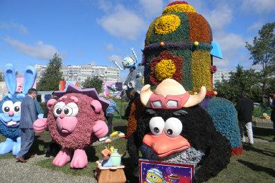 праздник цветов в набережных челнах 2016 фото