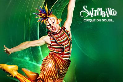 Гастроли Цирка дю Солей пройдут в Казани 26-30 октября