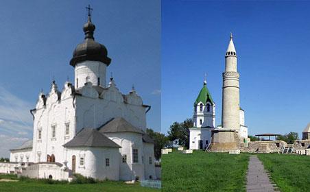 Болгар и Свияжск станут туристическими центрами мирового уровня – Т.Ларионова