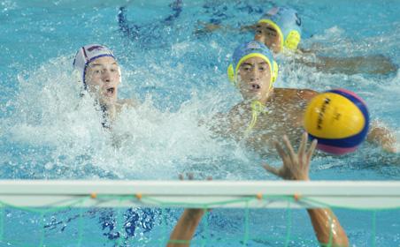 Турнир «Kazan cup» по водному поло открылся в Казани