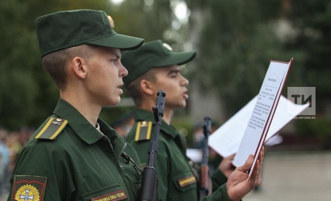 История с массовым отчислением курсантов казанского высшего военного командного училища получила продолжение