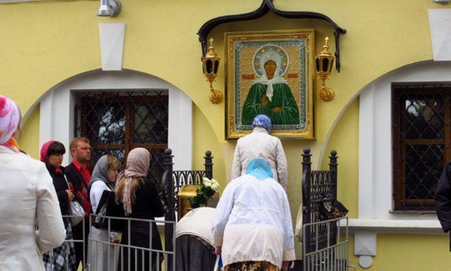 рекомендациям церковь святой матроны москва слово подарочек