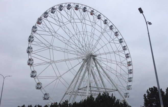 колесо обозрения. картинки