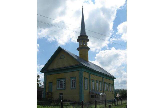 �звестный архитектор России намерен восстановить мечеть XIX века в Высокогорском районе РТ