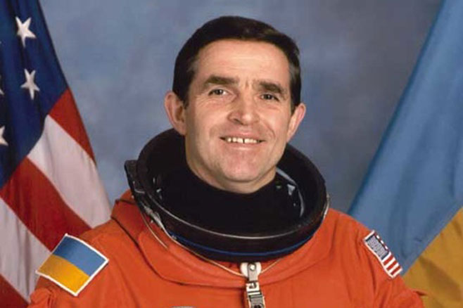 Скончался единственный украинский космонавт