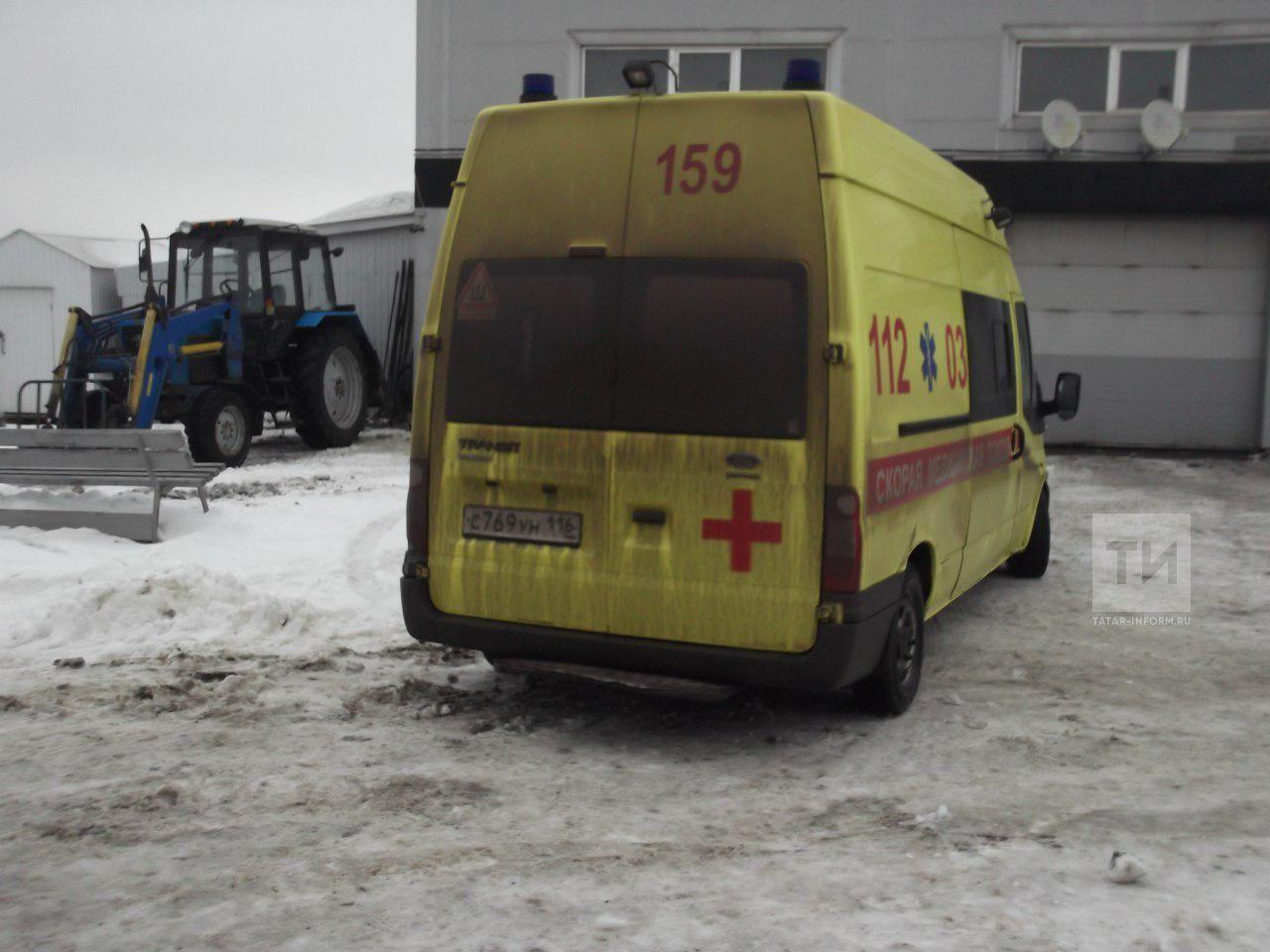 ВНабережных Челнах настройке железобетонная плита насмерть придавила 2-х мужчин