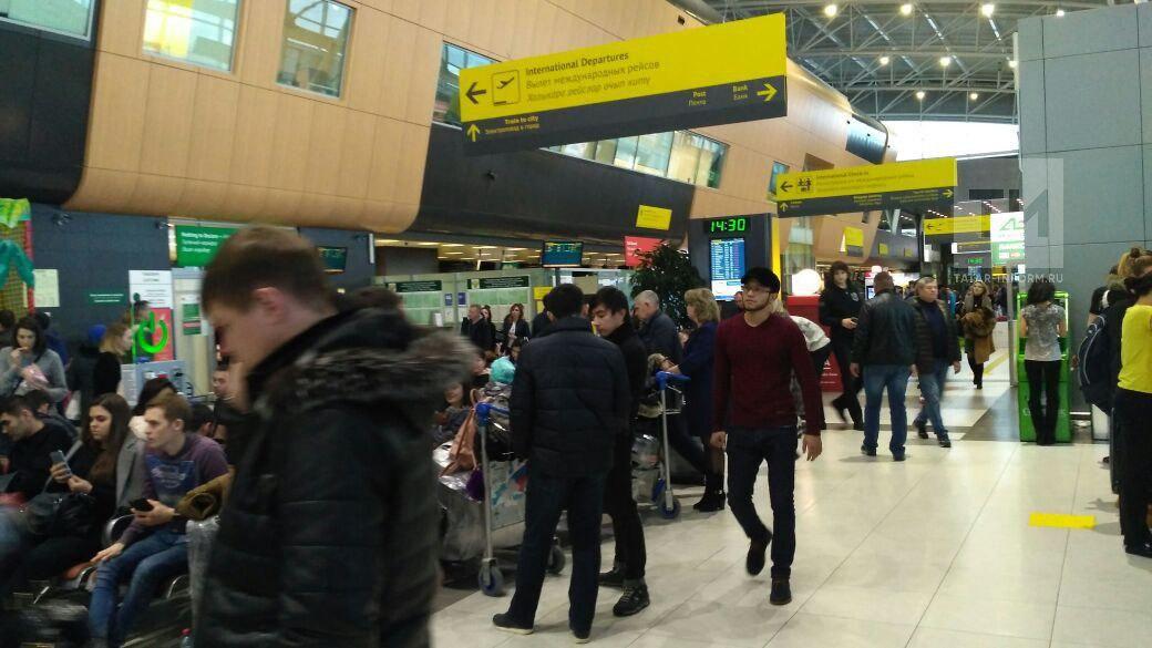 Ваэропортах столицы  из-за тумана задержаны иотменены 34 рейса