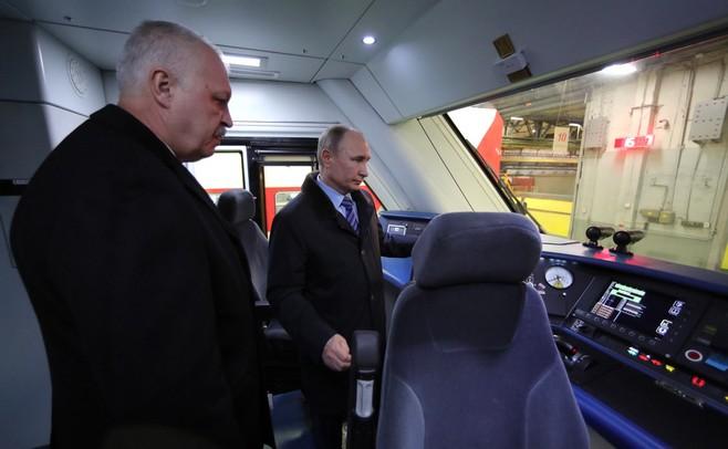 Путин посетит Тверскую область 10января