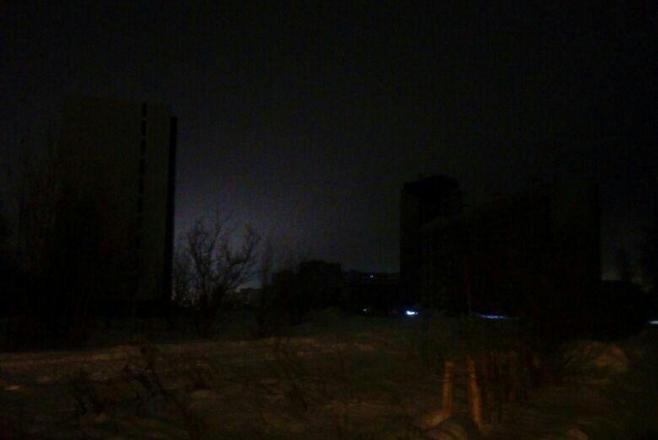 Блэкаут втрех районах Казани вызван аварийным отключением
