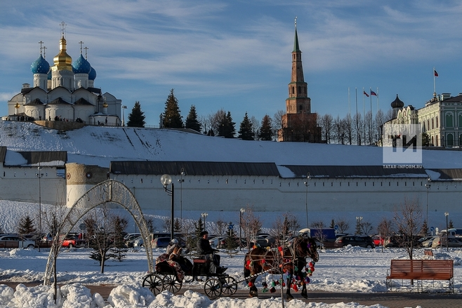 Казань стала главным туристическим магнитом вПФО порезультатам 2017 года