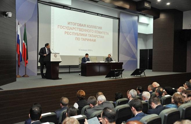 Не неменее 4,2% составит приблизительно рост тарифов коммунальных услуг для граждан Татарстана