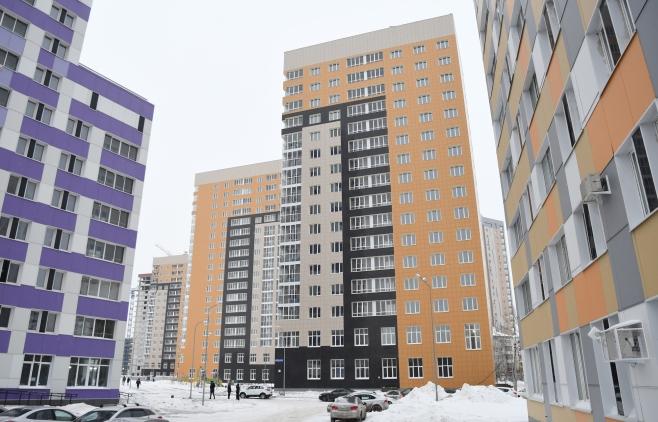 ВЖК «Возрождение» преждевременно сдали дом на346 квартир
