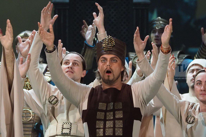 Международный фестиваль имени Шаляпина вКазани откроет опера «Набукко»