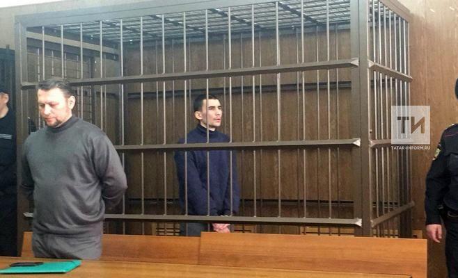 Лидера казанской террористической ячейки приговорили к17 годам колонии
