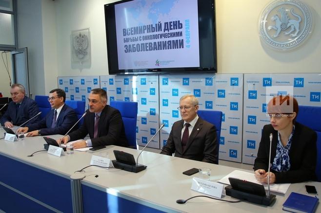 Больше всего онкологических больных медработники Татарстана насчитали вАзнакаевском районе