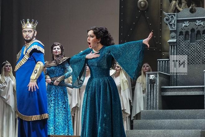 Шаляпинский фестиваль вКазани откроется оперой Верди «Набукко»