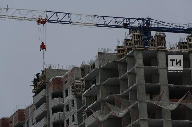 ВКазани возобновилось строительство проблемного дома ООО «Свей» вЖК«Золотая середина»