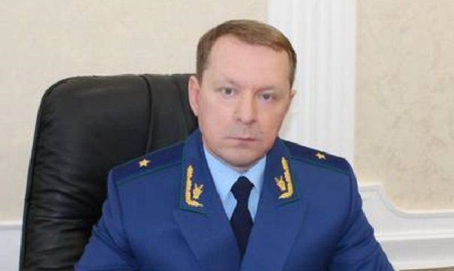 Путин назначил прежнего обвинителя Челнов Сергея Белякова прокурором Марий Эл