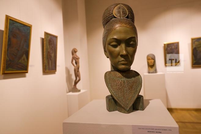 В Казани открылась выставка «человека Возрождения» Анатолия Сысоева
