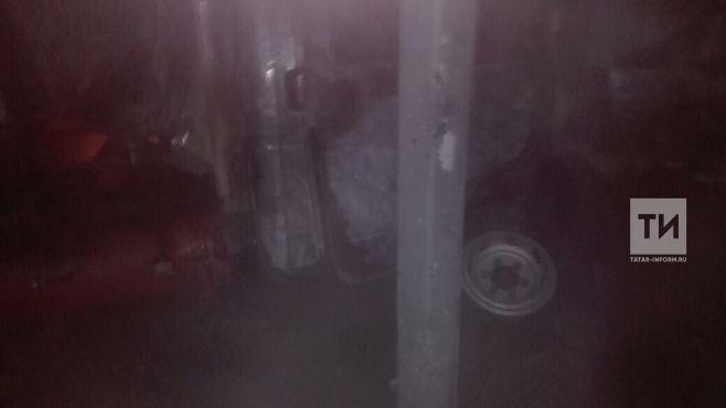 Появилось видео взрыва вавтосервисе впоселке ЗЯБ вНабережных Челнах