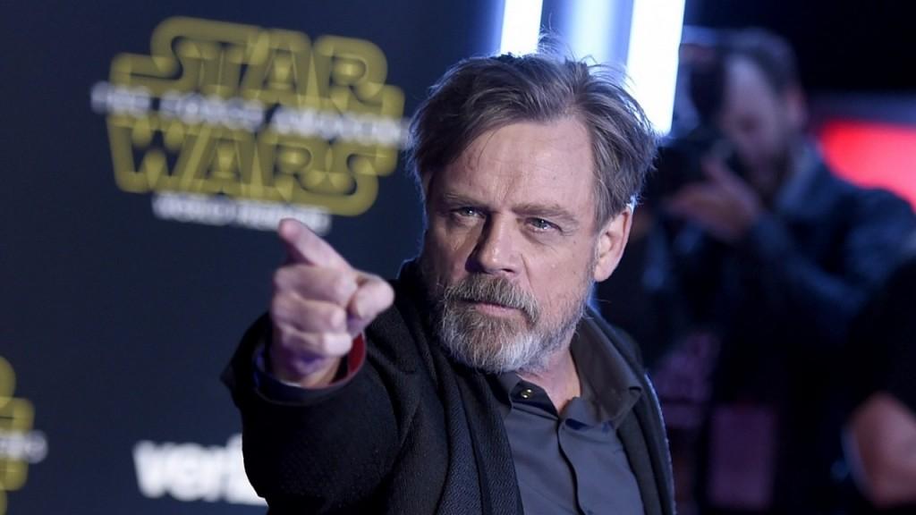 Сыгравший Люка Скайуокера Марк Хэмилл получил звезду наАллее славы Голливуда