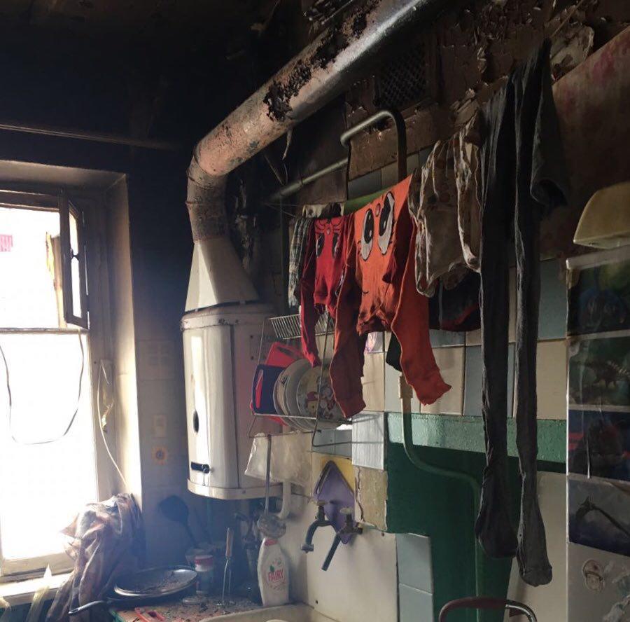 Мать итрое детей погибли, отравившись угарным газом— катастрофа  вПодмосковье