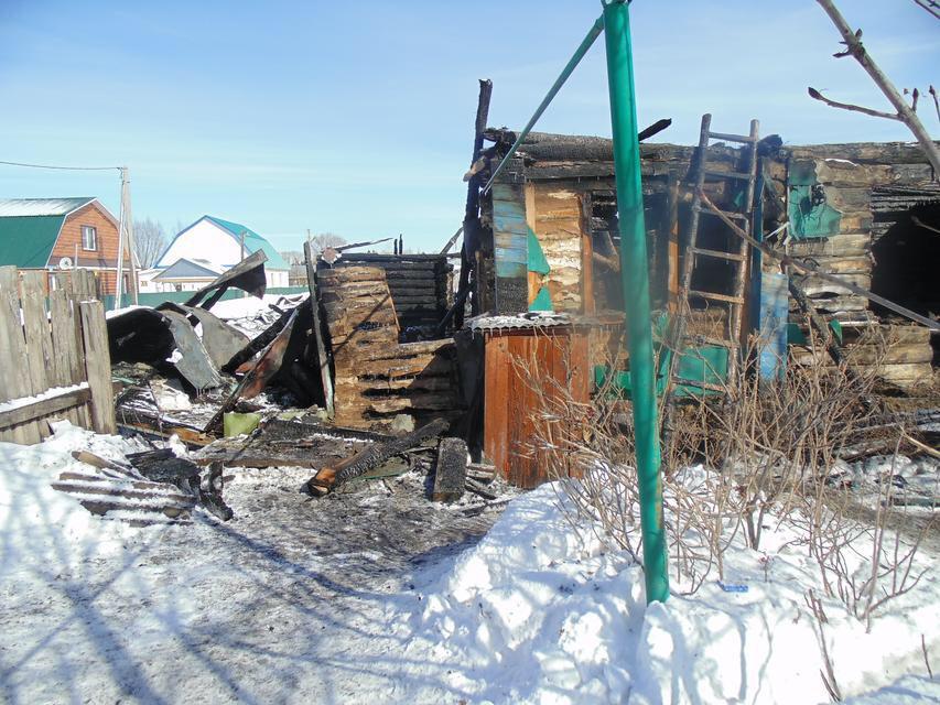 ВСамарской области напожаре сгорели 4 человека