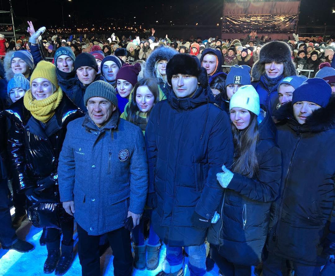 Рустам Минниханов: Мы проголосовали за наше будущее
