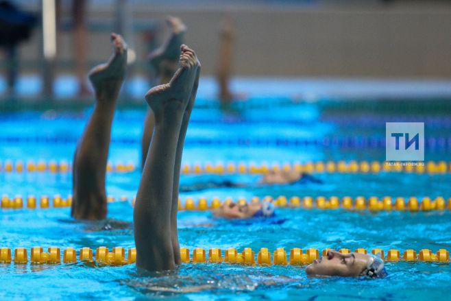 ВКазани пройдет чемпионат Российской Федерации посинхронному плаванию