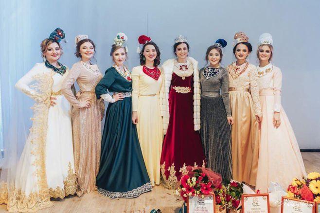 В Удмуртии состоялся конкурс татарских девушек ''Татар кызы-2018''