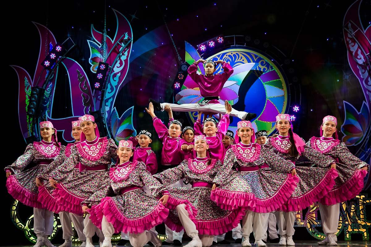 В Казани прошел первый гала-концерт XVIII фестиваля «Созвездие – Йолдызлык»