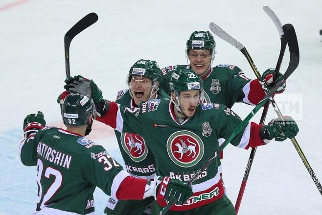 Болельщики «АкБарса» перед матчем сЦСКА установили особый  рекорд