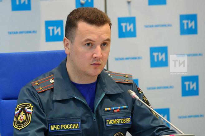 ВЛаишевском районе подтопило шесть приусадебных участков