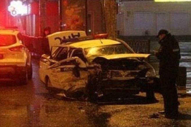 �нспектор ДПС в Казани погиб при задержании нарушителя на «БМВ»