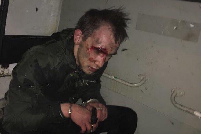 Появились фотографии виновника ДТП в Казани, в котором погиб инспектор ГИБДД
