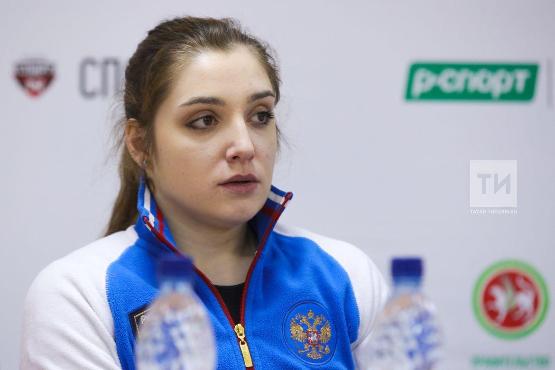 Алия Мустафина сказала о своем разводе сАлексеем Зайцевым