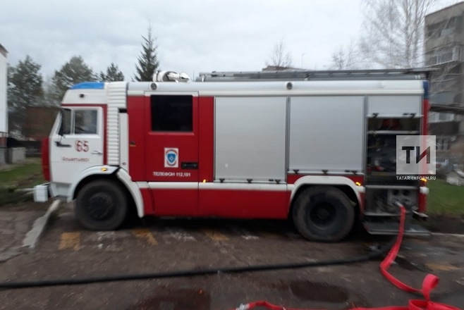 Детский сад в Альметьевске поджег ворвавшийся в учреждение вооруженный мужчина