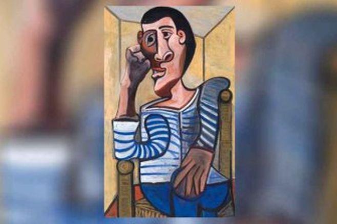 Миллиардер снял саукциона поврежденный автопортрет Пикассо стоимостью $70 млн