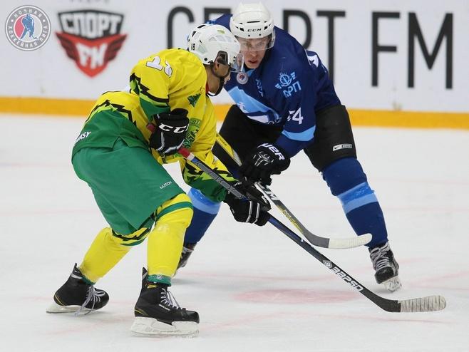 Хоккейная команда «Тимерхан» из Богатых Сабов стала обладателем Кубка Надежды НХЛ