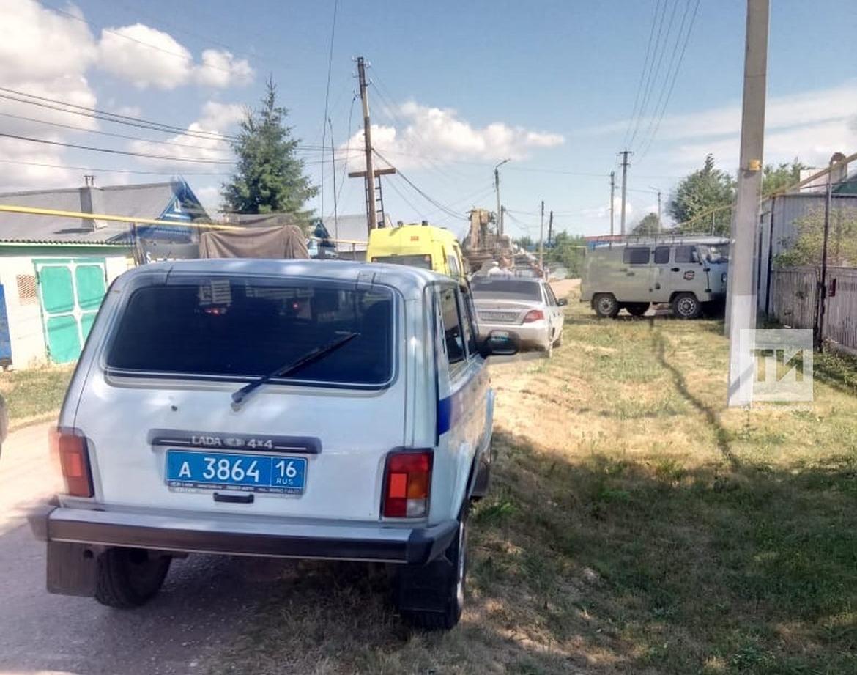 В Альметьевском районе РТ 19-летний парень погиб от удара током