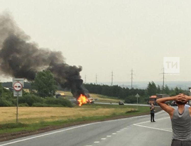 В трагедии натрассе М-7 погибли 4 человека