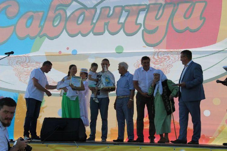 Последний в мире Сабантуй-2018 состоялся в Тюмени