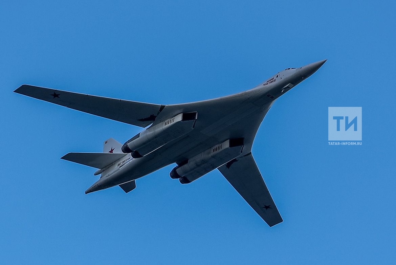 Ту-160 становится новейшей машиной согромными возможностями— Владимир Путин