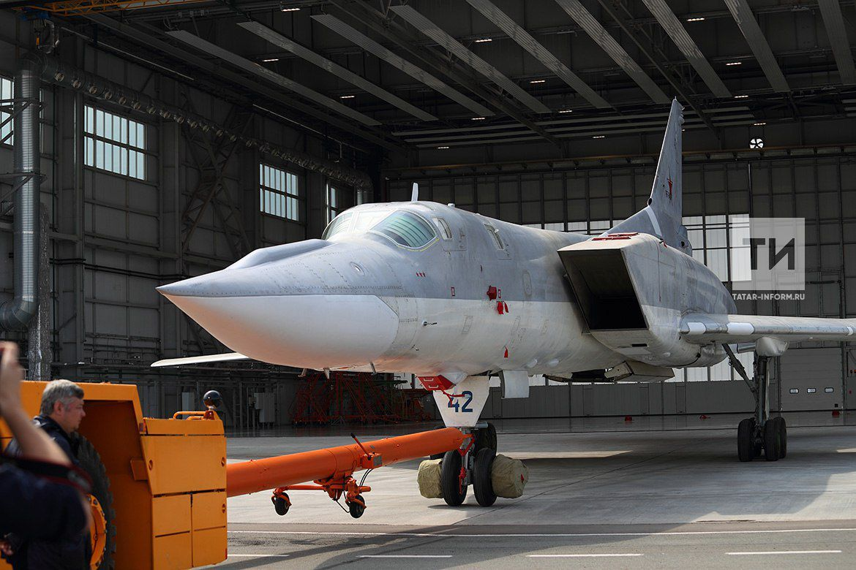 Вглобальной сети появилось видео испытаний модернизированного бомбардировщика Ту-22М3М