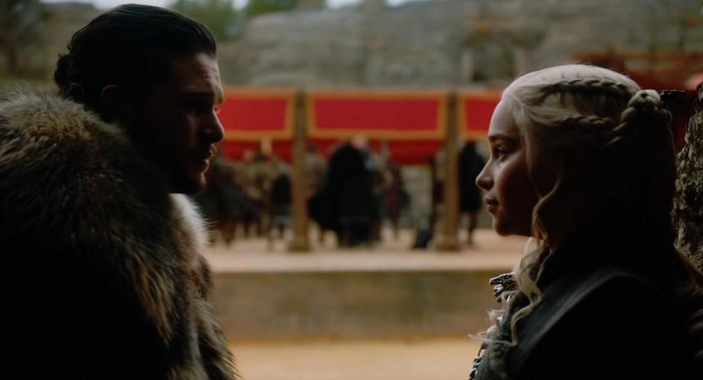 Размещены первые кадры заключительного сезона «Игры престолов»