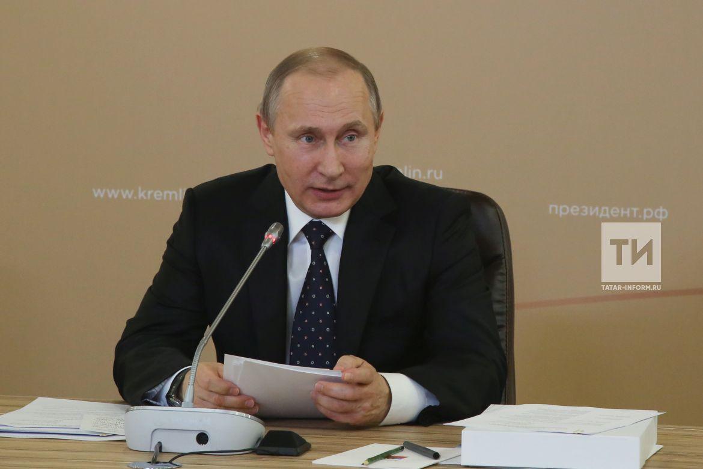 Официальная хроника Владимир Путин посетит Казань в день закрытия World Skills 2019