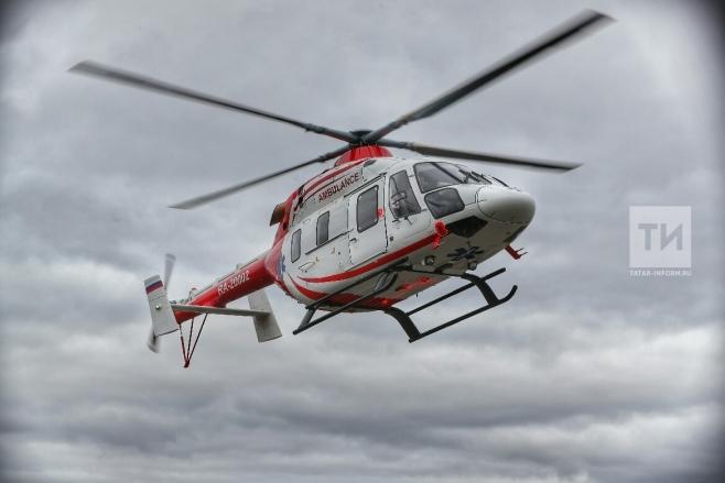 Аэропорт Махачкалы будет использовать вертолеты Казанского вертолетного завода