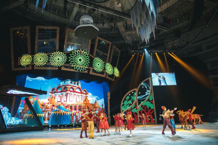 Навка раскрыла подробности показа мюзикла «Руслан и Людмила» в Казани