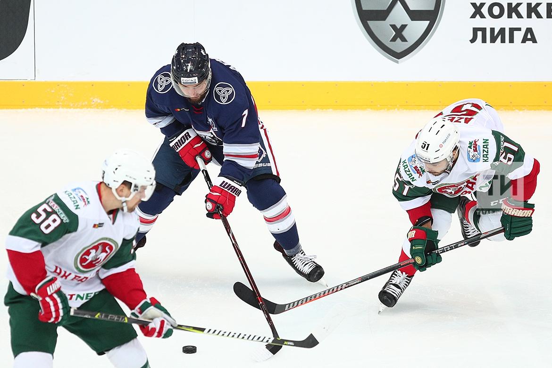Победы Ак Барса и Салавата, новый шанс Анисина. Главные события недели в КХЛ