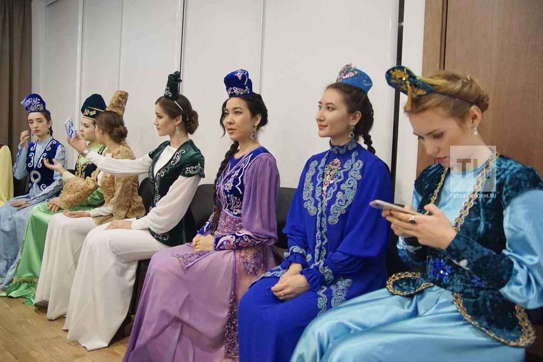 моде фото с конкурса татар кызы вид этого
